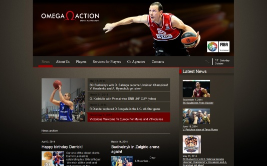 "Sporto agentūra ""Omega Action"""