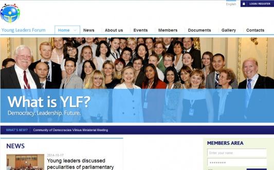 """Jaunimo organizacija """"YLF"""""""